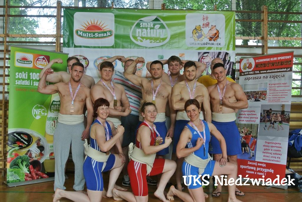 UKS Niedźwiadek w Sumo Sportowym