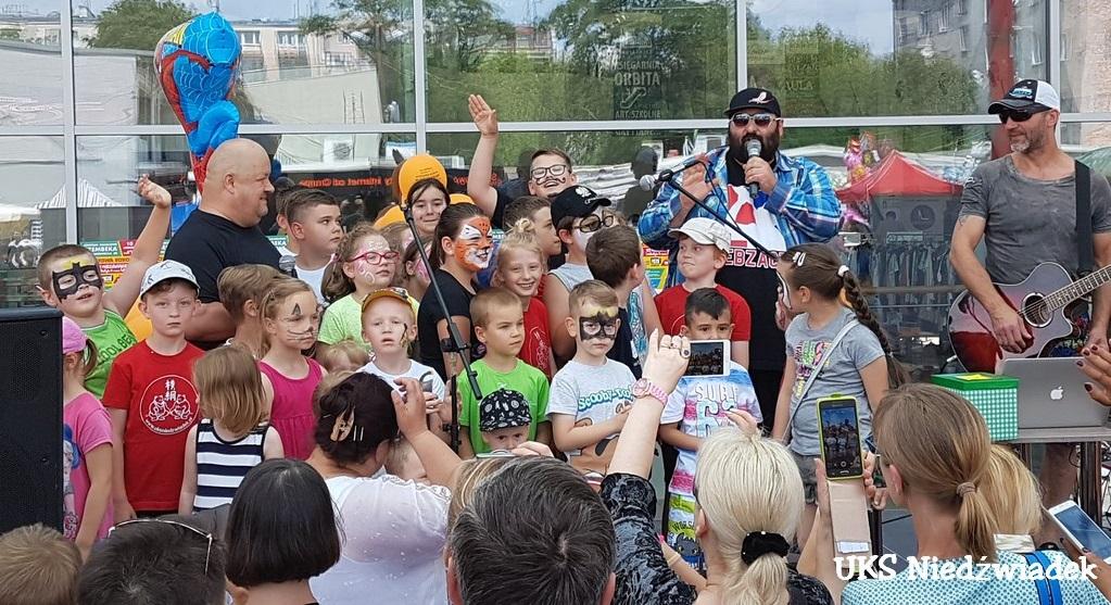 To była rodzinna i sportowa sobota z UKS Niedźwiadek