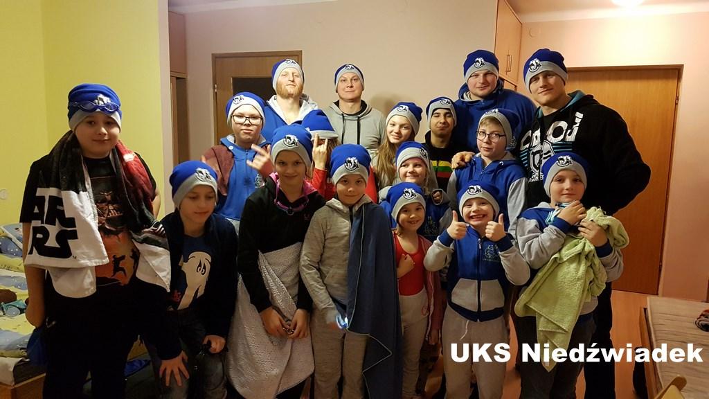 Obóz zimowy 2018 Węgierska Górka współfinansowany przez Fundację PZU