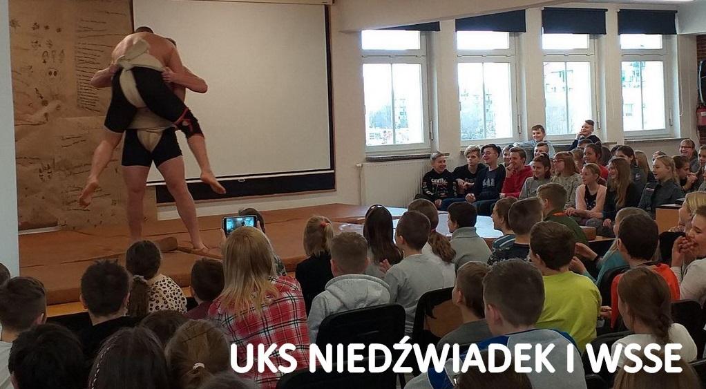 Pokazy w Świebodzickich szkołach Treningi z Mistrzami