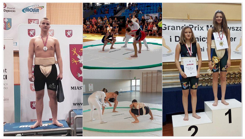 KOLEJNE SUKCESY – Mistrzostwa Europy w sumo
